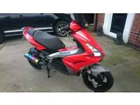 Peugeot Jet Force 125 M.O.T March