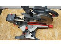 PERFORMANCE 255MM COMPOUND MITRE SAW