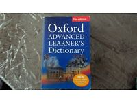 OXFORD DICTIONARY (7th Edition)