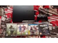 Selling a PS3 one pad 5 games no box all works fine.