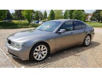 Stunning BMW 730d, new turbo, year m.o.t. just serviced.