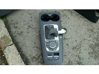 Audi a3 8v stronic gear knob and surround
