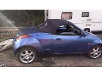 breaking ford street ka streetka blue all parts available