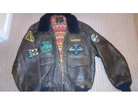 Avirex vintage flying jacket