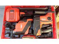Hilti TE 6-A36-AVR Cordless rotary hammer drill