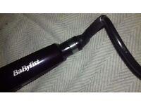BABYLISS SECRET HAIR CURLERS!