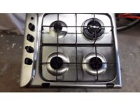 Indeset Stainless Gas Hob