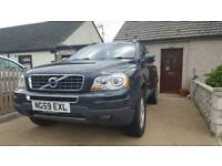 Volvo XC90 2010 year. Manual 6 speed gear box.