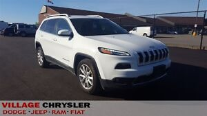2016 Jeep Cherokee LIMITED V6 LEATHER,NAVI,BACKUP CAMERA