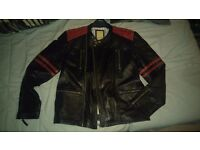 Two Learher jackets for sale