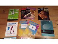 Trombone music books – Inc Trinity Guildhall - Used upto Grade 5