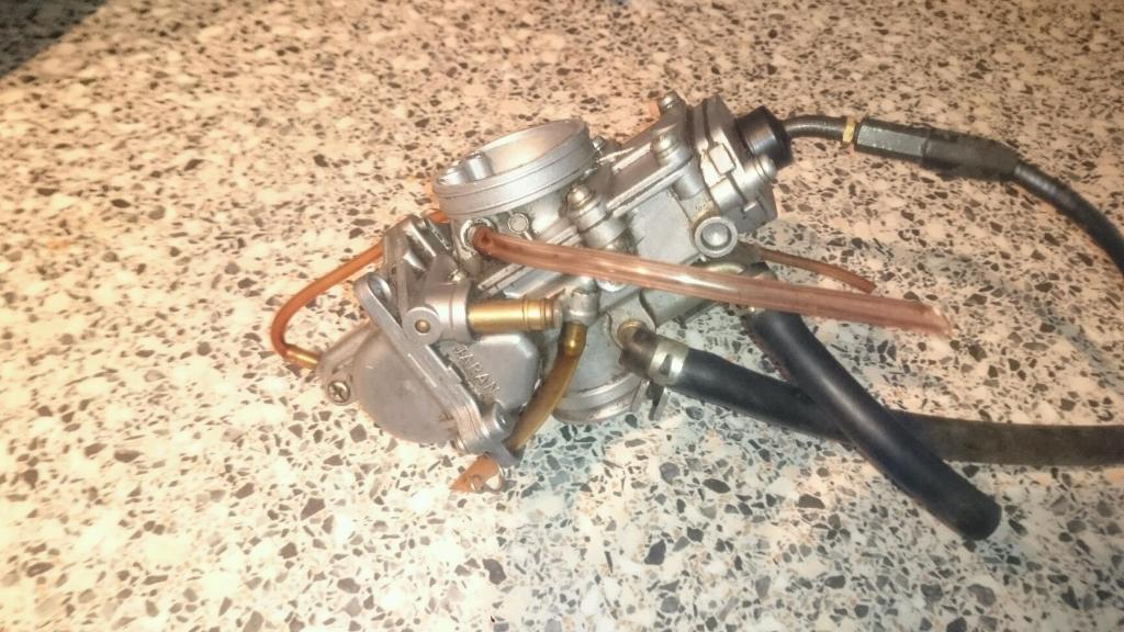 Yamaha dt carburettor
