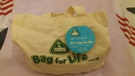 Elc bag for life with fruit and vegetables rrp £10