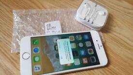 iPhone 6 64GB + Earphones O2 GiffGaff Tesco DELIVERY AVAILABLE