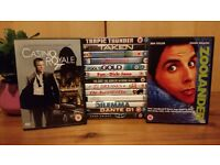 DVDs Films Movies £1 Each