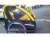 Bicycle Trailer for Two