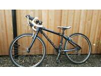 Kona Jake 24 with road and cx wheels and tyres