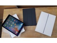 Apple iPad Pro With WiFi and Cellular With Apple warranty May 2017