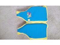 Slazenger Love 2 Swim float jacket age 2-3