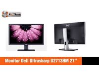 Must SEE Dell Ultrasharp U2713HM AH IPS 27 inch Widescreen Monitor with LED