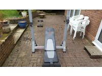 Weiser 340lc weights bench