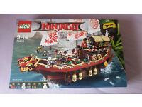 Lego ninjago 70618 . BNIB .Collection southampton.. Lego ninjago 70618 . BNIB .