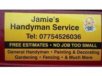 jamies handyman service