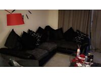 Corner Sofa and spiny chair