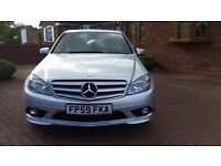 2009 59 Mercedes Benz C Class C200 2.1 CDI AMG SPORT EDITION AUTO Only 68K