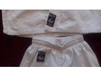Blitz Kokubra Judo Gis 8-10 years only £10.00 training and tournament attire