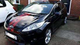 Ford fiesta 1.6 zetec s, 58 plate, immaculate