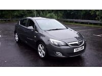 VAUXHALL ASTRA 1.7 SRI CDTI 123*£30 TAX P/A*1 OWNER*FULL SERVICE*FINANCE AVAILABLE*