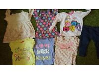 Next, mothercare and other girls clothes 12 -18 months