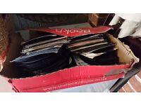 "Assorted 7"" vinyl/jukebox 45rpm records"