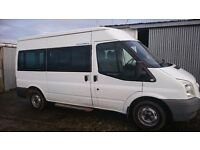 2007 Ford Transit Taxis Bus