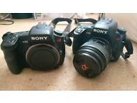 Sony DSLR combo