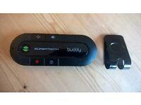 Supertooth Bluetooth Buddy Car Speakphone