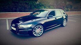 Audi A6 Avant 2.0 TDI S Line 5dr Superb 20 inch wheels
