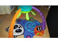 Infants educational mat toy from Fisher Price