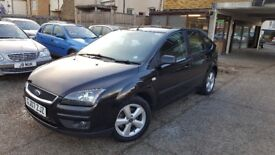 2007 Ford Focus 1.6 Zetec Climate 5dr / LOW MILEAGE / NEW - CAMBELT