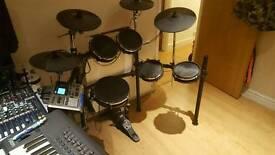 Alesis DM10 Studio-Mesh Electric Drum Kit