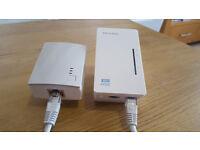 AV 500 TP Link Powerline Adapters for Sale