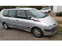 Renault, GRAND ESPACE, MPV, 2000, Manual, 2188 (cc), 5 doors
