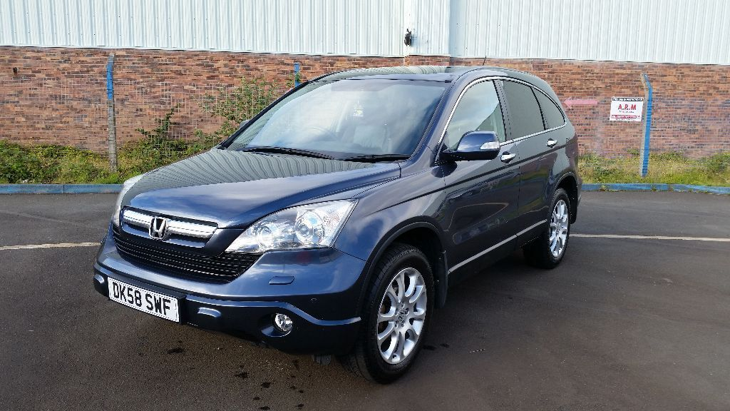 honda crv 39 58 plate 2 2 cdti 4x4 estate low mileage fully loaded in kings park glasgow gumtree. Black Bedroom Furniture Sets. Home Design Ideas