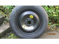"""Space Saver Wheel and Tyre (Brand New) 16"""""""