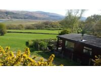 Aberdovey holiday cabin for sale