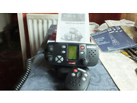 Marine radio with DSC. Model XMDSC VHF/FM