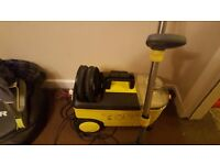 karcher puzzi cleaner 100 ex condition new wand and hand tool great for carpets cars ect £240 ovno