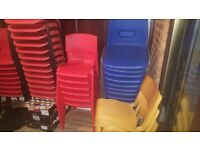 Chairs for sale strong and in good condition.