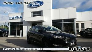 2016 Ford Focus *NEW* HATCHBACK SE *201A* AUTO *LEATHER PACKAGE*